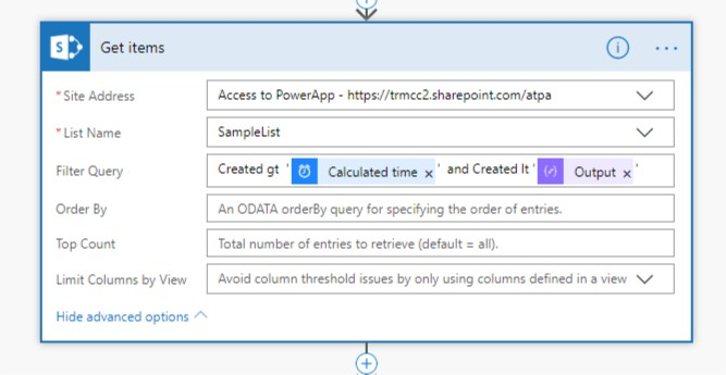 Export Items From a SharePoint List to Excel on a Recurring Basis Using Flow 5
